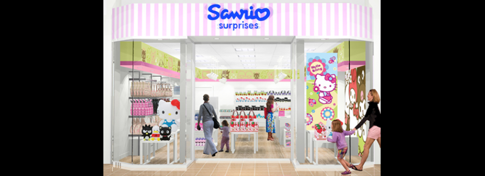 Sanrio Retail Concept