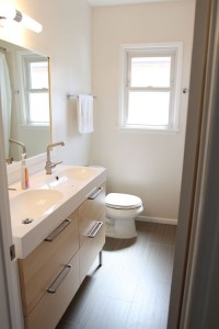 Newton Residence Bathroom