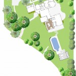 Berkshire Residence Site Plan
