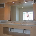 Palos Verdes Residence - Master Bathroom Vanity 2